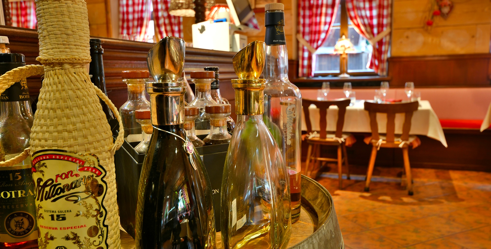 Restaurant Au Cheval Noir Herrlisheim - Photo alcool